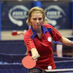 Ioana Tepelea a castigat medalia de aur la Open International de Para Tenis