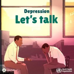 Depresia, tema Zilei mondiale a sanatatii