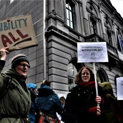 EDF isi mandifesta dezamagirea cu privire la Actul Accesibilitatii