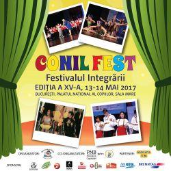 CONIL Fest, Festivalul Integrarii, Editia a XV a