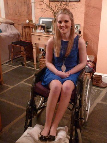SUZANNE HEXT, CAMPIOANA INTERNATIONALA INVINGE MITUL DIZABILITATII