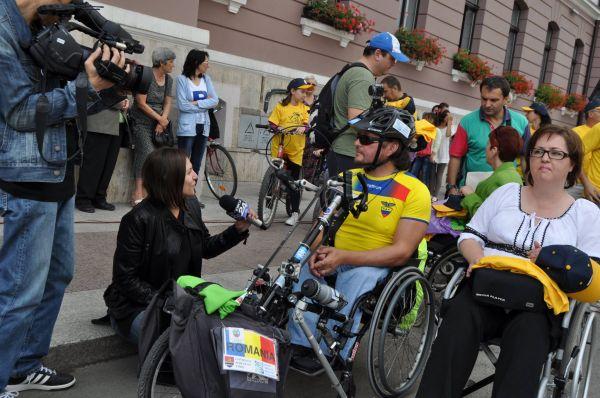 In urma unui accident Vasile Stoica renunta la ultramaratonul din Romania