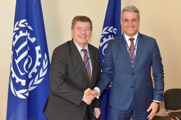 Masurile luate de Guvernul Romaniei in domeniul social, prezentate de ministrul Dragos Pislaru la Conferinta Internationala...