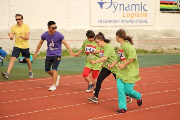 Jocurile Nationale Special Olympics Romania, Arad 2016