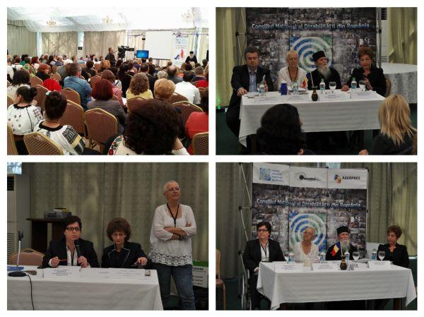 Problemele persoanelor cu nevoi speciale, mediatizate prin vocea Consiliului Naţional al Dizabilităţii din România
