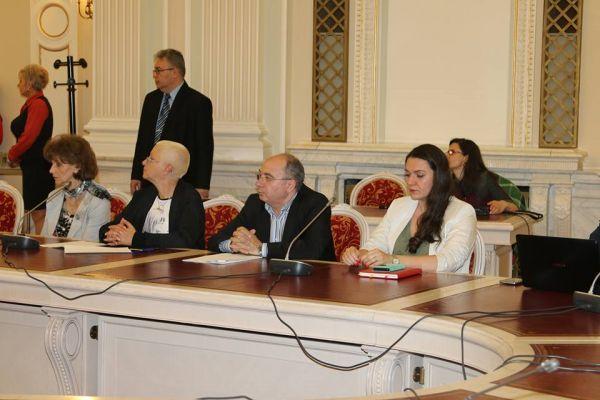 Guvernul, Senatul, societatea civila si mediul de afaceri au incheiat protocolul de cooperare privind accesibilitatea pro...