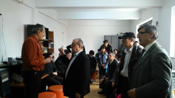 Proiectul BatPro Calculator pentru nevazatori, lansat in Bucuresti