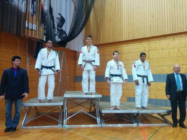 Aur pentru Romania la Turneul International de Judo pentru nevazatori