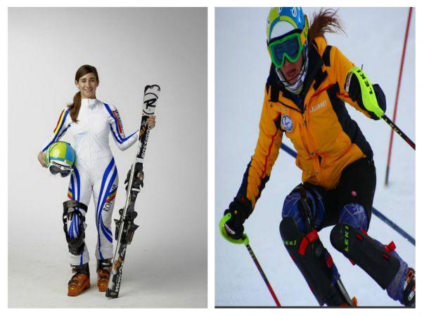 Laura Văleanu, singura romanca participanta la doua editii ale Jocurilor Paralimpice Vancouver 2010 si Soci 2014