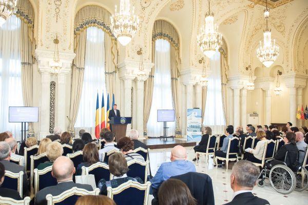 3 decembrie cu Presedintele Klaus Iohannis