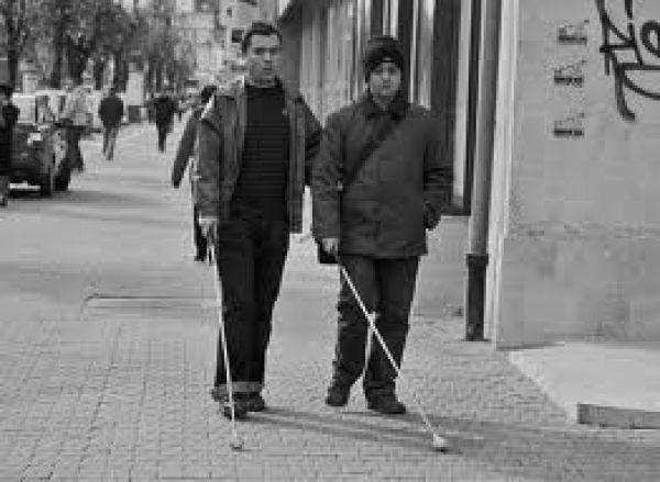 Romania sarbatoreste Ziua Bastonului Alb prin activitatile Asociatiei Nevazatorilor din Romania