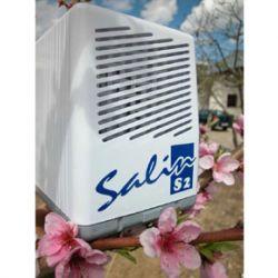 Prevenirea si tratarea afectiunilor respiratorii prin utilizarea Purificatorului de aer SALIN S2