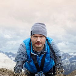 Kyle Maynard, alpinistul atipic