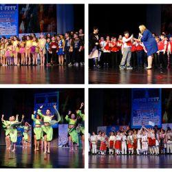 Peste 1500 de copii tipici si copii cu nevoi speciale au luat parte la CONIL Fest