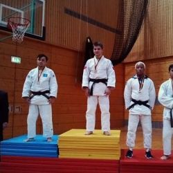 Judoka Alex Bologa, medalie de aur in Germania